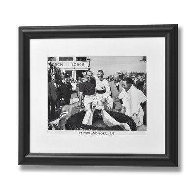 Hill Interiors Fangio and Moss Framed Photographic Print