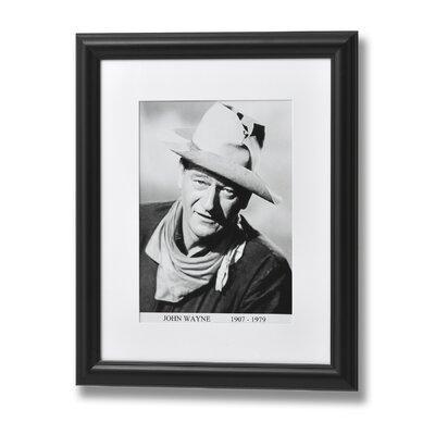 Hill Interiors John Wayne Framed Photographic Print