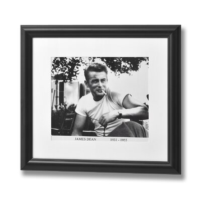 Hill Interiors James Dean Framed Photographic Print