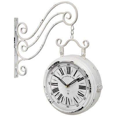 Hill Interiors Kew Hanging Wall Clock