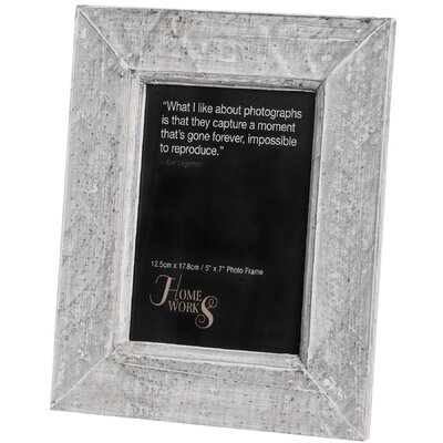 Hill Interiors Wooden Photo Frame
