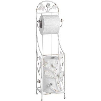 Hill Interiors Freestanding Toilet Roll Holder