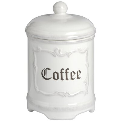 Hill Interiors Coffee Canister