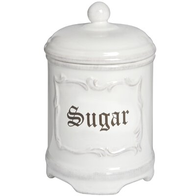 Hill Interiors Sugar Cannister