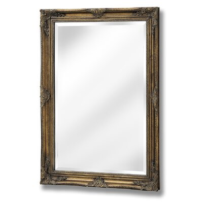 Hill Interiors Rectangle Gilded Mirror
