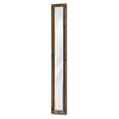 Hill Interiors Narrow Gilded Wall Mirror