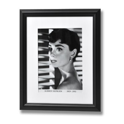 Hill Interiors Audrey Hepburn Framed Photographic Print