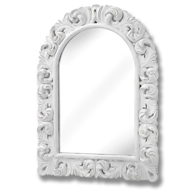 Hill Interiors Ornate Carved Wall Mirror
