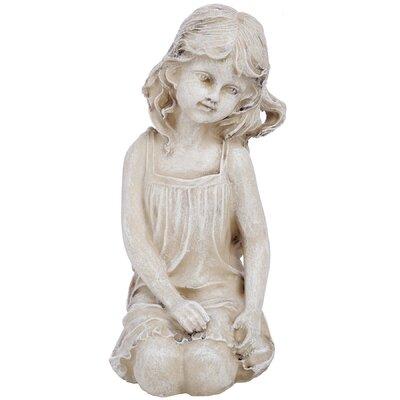 Hill Interiors Kneeling Fairy Statue