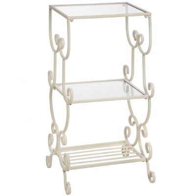 Hill Interiors 40 x 83cm Bathroom Shelf