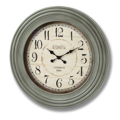 Hill Interiors Oversized 78cm London 1865 Round Wall Clock
