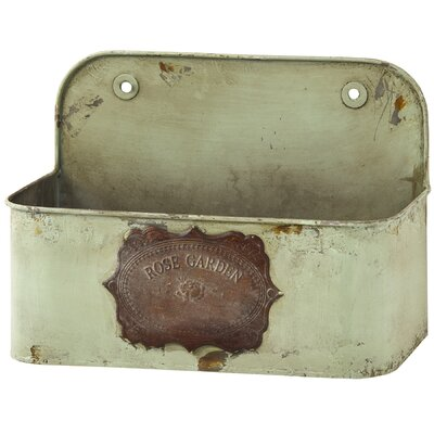 Hill Interiors Tin Box