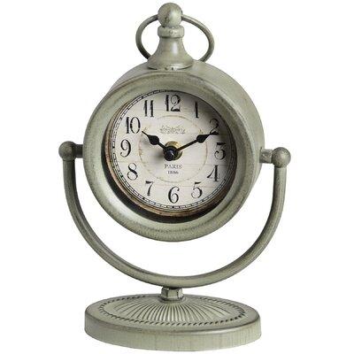 Hill Interiors Mantel Clock