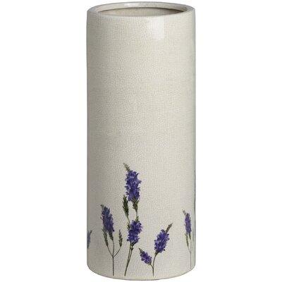 Hill Interiors Lavender Ceramic Umbrella Stand