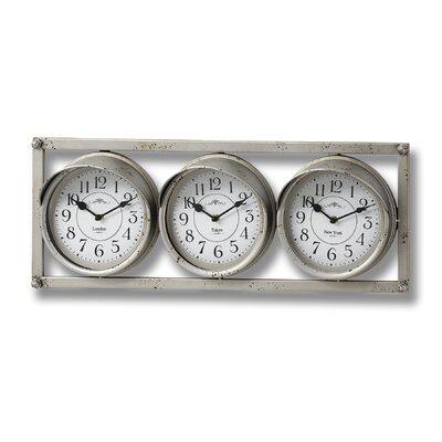 Hill Interiors Table Clock