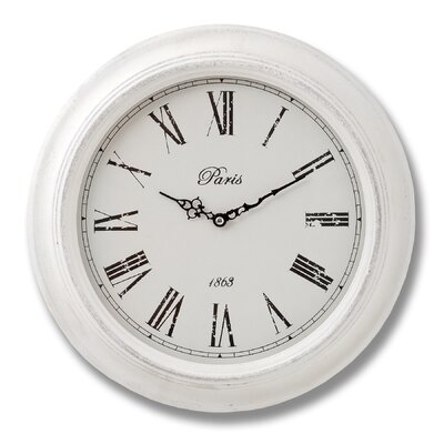 Hill Interiors 40cm Paris Wall Clock