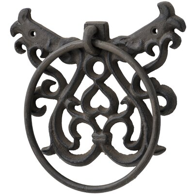 Hill Interiors Wall Mounted Towel Ring