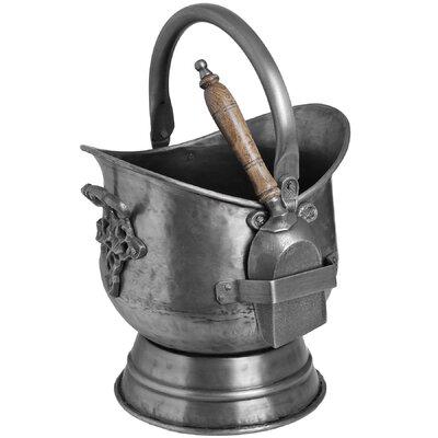 Hill Interiors 44cm Coal Bucket with Shovel