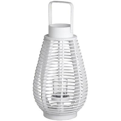 Hill Interiors Woven Lantern