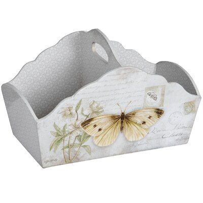 Hill Interiors Butterfly Storage Trug