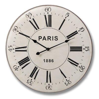 Hill Interiors Oversized 71cm Paris Clock