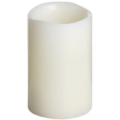 Hill Interiors LED Pillar Candle