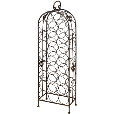 Hill Interiors 26 Bottle Wine Rack
