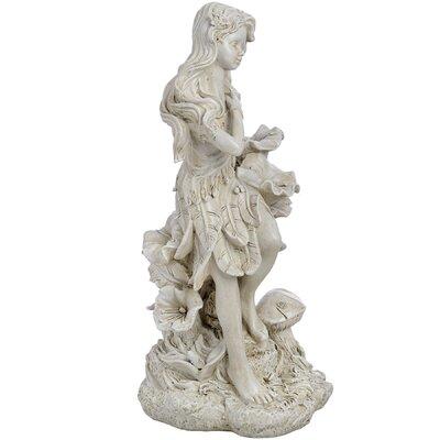Hill Interiors Fairy on a Flower Figurine