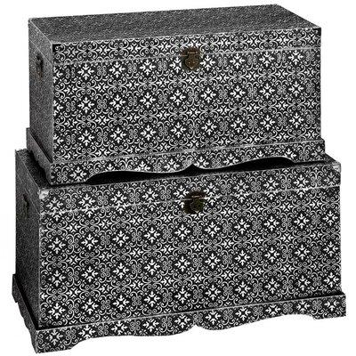 Hill Interiors Marrakech 2 Piece Blanket Box