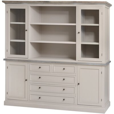 Hill Interiors Studley Solid Fir Wood Dresser