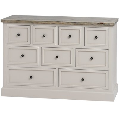 Hill Interiors Studley 9 Drawer Chest of Drawers
