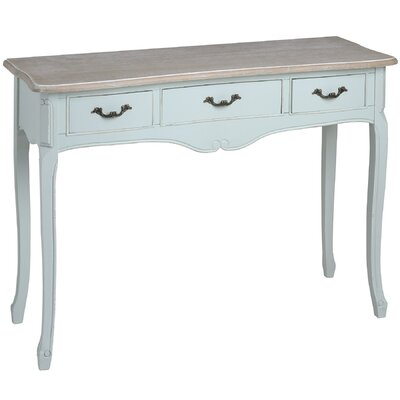 Hill Interiors Duck Egg Blue Console Table