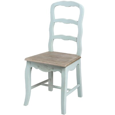 Hill Interiors Duck Egg Blue Dining Chair