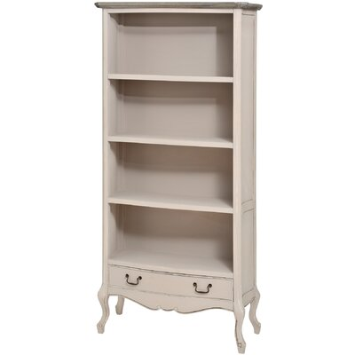 Hill Interiors Manor House Low Bookcase with 1 Drawers