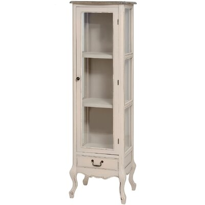 Hill Interiors Manor House  Tall Display Cabinet