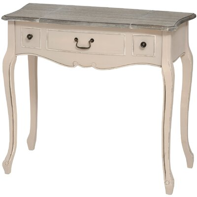 Hill Interiors Manor House Dressing Table with Mirror