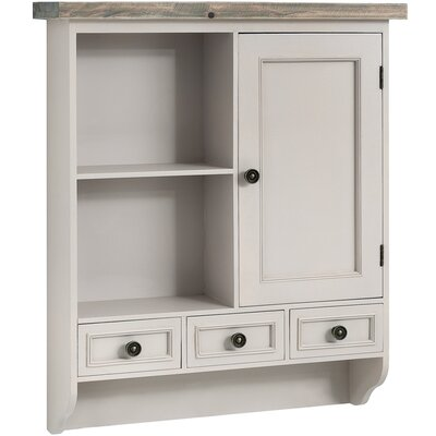 Hill Interiors Studley Wall-Mounted Cabinet