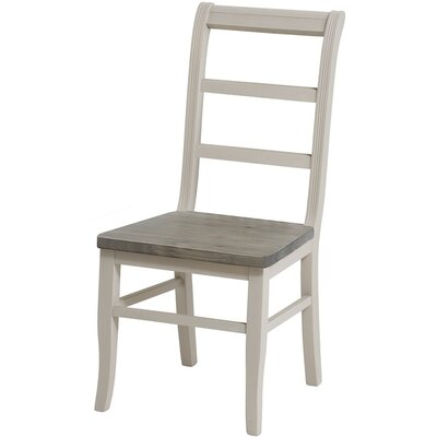 Hill Interiors Studey Solid Wood Dining Chair