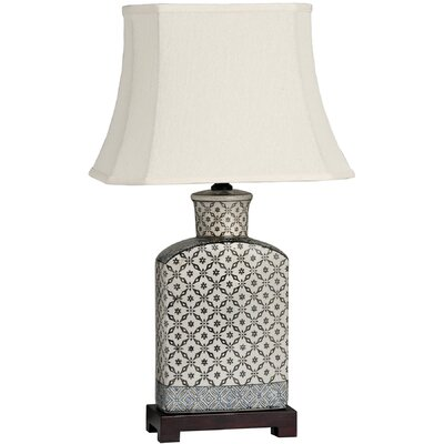 Hill Interiors Vector 64cm Table Lamp