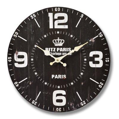Hill Interiors 34cm Ritz Wall Clock