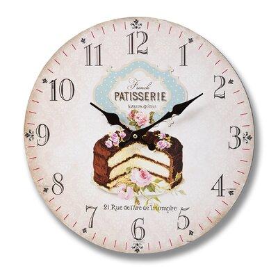 Hill Interiors Patisserie Wall Clock