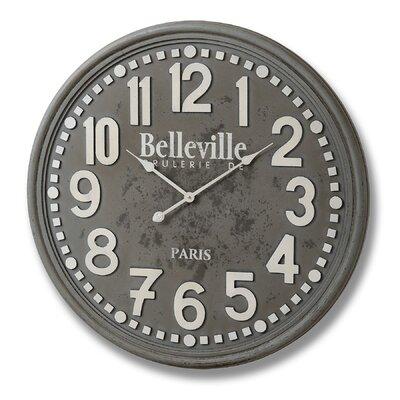 Hill Interiors 80cm Brulerie De Belleville Wall Clock