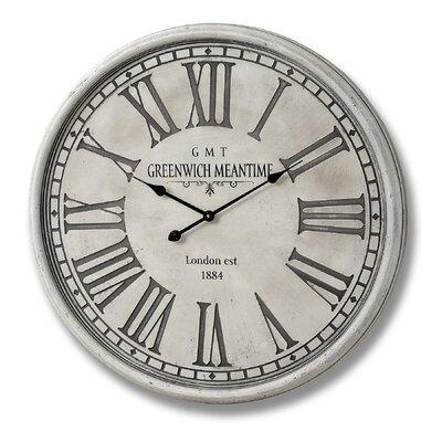 Hill Interiors Oversized 80cm Greenwich Wall Clock