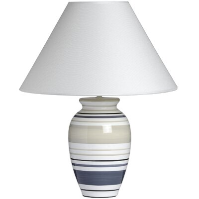 Hill Interiors Trieste  51cm Table Lamp