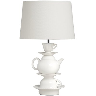 Hill Interiors Tea Party  64cm Table Lamp