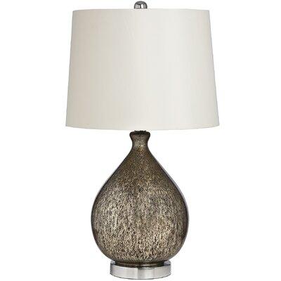 Hill Interiors Mercury  65cm Table Lamp