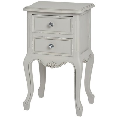 Hill Interiors Fleur Side Table