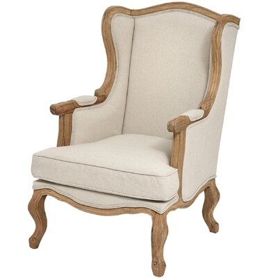 Hill Interiors Wingback Chair