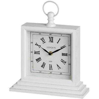 Hill Interiors London Mantel Clock