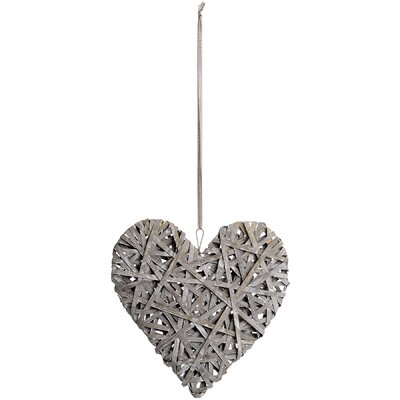 Hill Interiors Hanging Heart Wall Decor